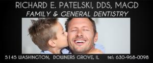 Patelski, Richard E., DDS logo